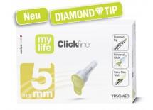 mylife Clickfine DiamondTip 5mm (31G), Packung à 100 Stück