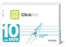 mylife Clickfine 10 mm (29G), Packung à 100 Stück