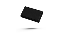 mylife YpsoPump Pochette per cintura, nero, 1 pezzo