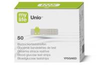 mylife Unio Teststreifen, Packung à 50 Stück