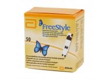 FreeStyle Teststreifen, Packung à 50 Stück