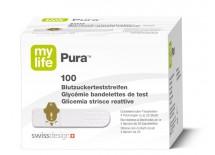 mylife Pura Teststreifen, Packung à 100 Stück