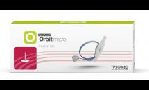 mylife YpsoPump Orbit micro (set di infusione, cannula acciaio), confezione da 10 unità
