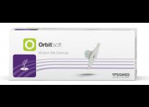mylife Orbit soft Universal (Base della cannula), 9 mm cannula morbida, confezione da 10 unità